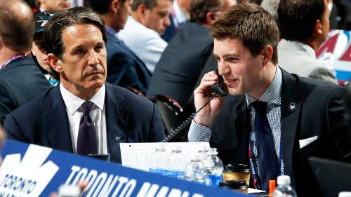 Kyle Dubas and his path from the Soo to the Maple Leafs