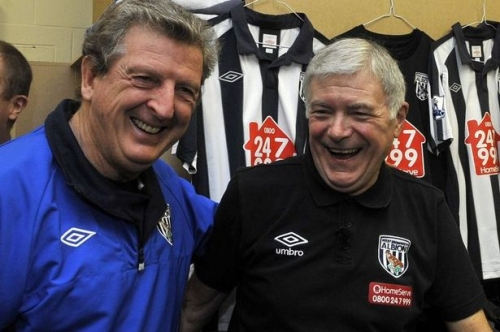 Roy Hodgson gives West Brom fans yet another reason to love him