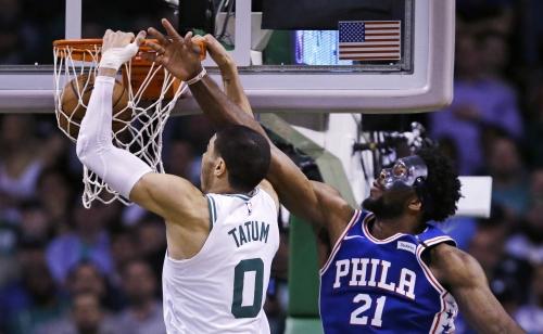 Philadelphia 76ers GM doesn't regret trading up, drafting Markelle Fultz instead of Jayson Tatum
