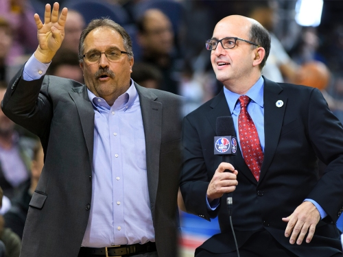 'Game of Zones' parodies Stan and Jeff Van Gundy, Detroit Pistons