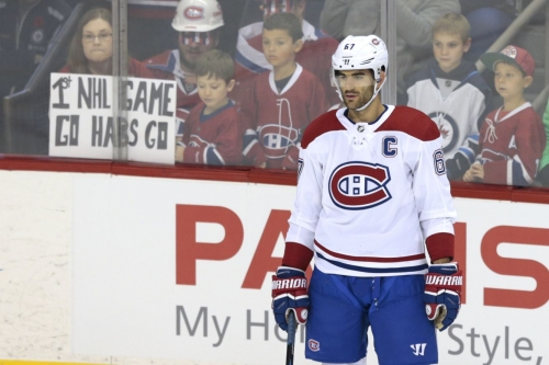 Is Pacioretty's OT celebration the highlight of the year?
