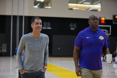 Lakers 2018 Exit Interviews: Magic Johnson, Rob Pelinka Shine In First Full Season