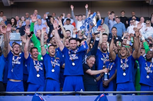 How much Cardiff City are set to pocket for their promotion to the Premier League