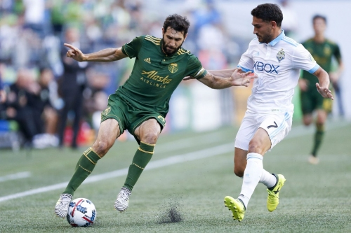 Major Link Soccer: Portland weekend edition