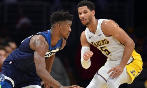 In Considering Kawhi Leonard Trade, Lakers Can Learn From Timberwolves' Experience With Jimmy Butler