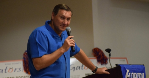 Florida's Dan Mullen on playing Mississippi State: 'I don't know if there will ever be a bigger game played in the state of Mississippi'