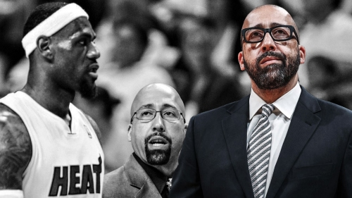 Knicks asked LeBron James' agent regarding David Fizdale
