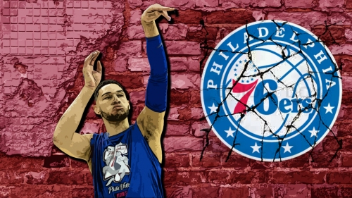 The Sixers' Ben Simmons Problem
