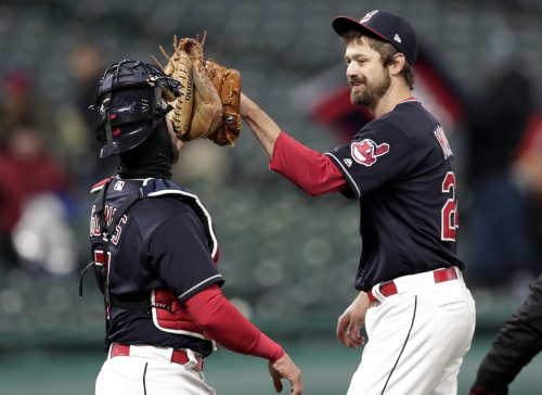 Cleveland Indians activate Andrew Miller from DL, move Tyler Olson to paternity list
