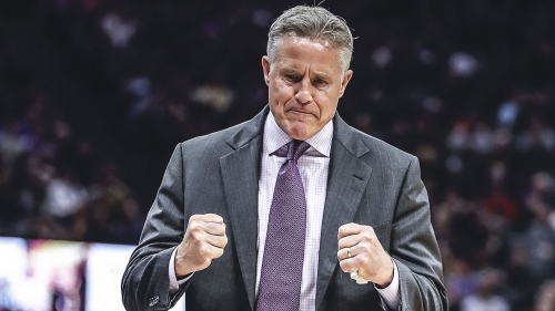 Sixers coach Brett Brown says Philly needs another high-level talent from free agency to compete for title