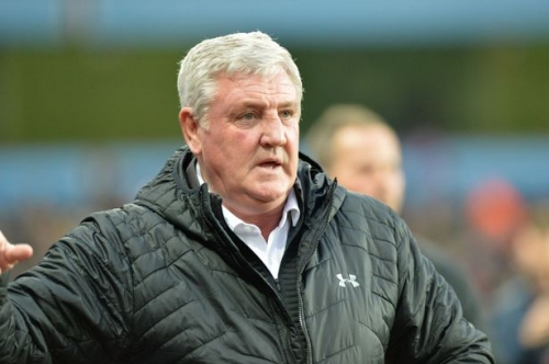 Steve Bruce reveals what he'll do if the play-offs go 't**s up' for Aston Villa