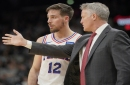 Sixers talk contract extension for Brett Brown, pick up T.J. McConnell's option