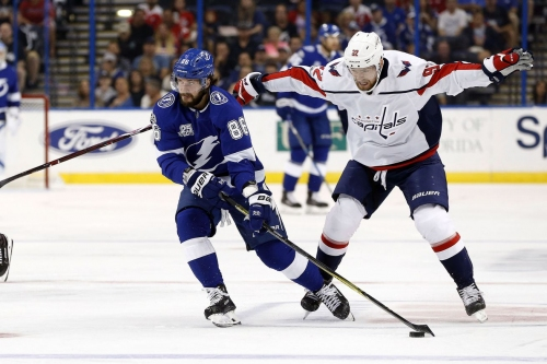 Stanley Cup Playoffs: Capitals vs. Lightning — Open thread