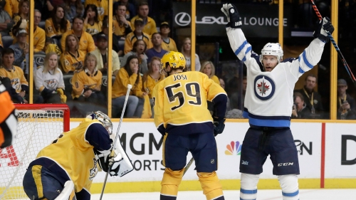 Average audience of 2.2 million watched Jets beat Preds in 7 games