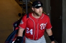 Washington Nationals place Matt Wieters on 10-Day DL; bring Spencer Kieboom up from Triple-A...