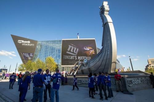 Minnesota Vikings preseason game dates and times finalized