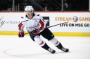 Capitals' Nicklas Backstrom out for Game 1 against Lightning