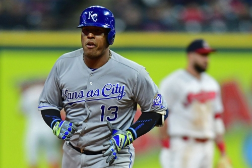 Royals fight back to grab impressive 10-9 win in Cleveland