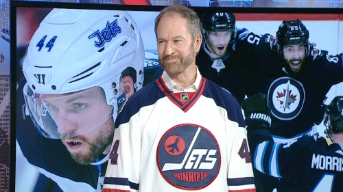 Calgary dad cheers on high-flying son as Jets advance in Stanley Cup playoffs
