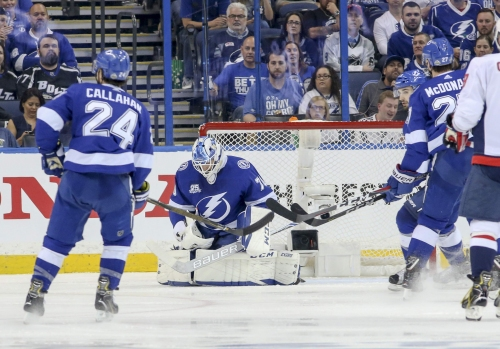 Roger Mooney's takeaways from Lightning-Capitals Game 1