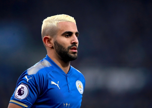 Claude Puel speaks out over Riyad Mahrez's long-term future at Leicester City
