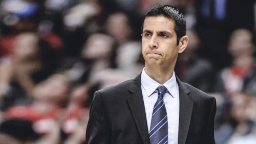 James Borrego says he doesn't have fairy dust in his pocket from Spurs to guarantee 60 wins