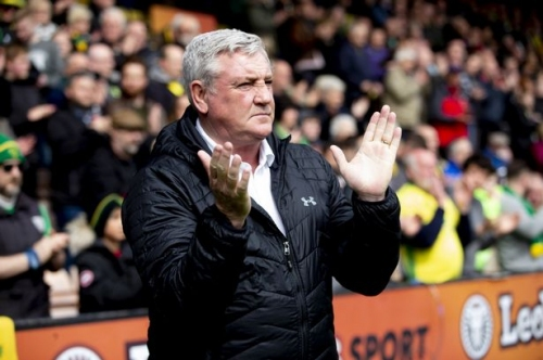 'There was a b********g' - Aston Villa boss Steve Bruce on the play-offs and the hunt for promotion