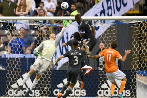 Vancouver Whitecaps vs. Houston Dynamo