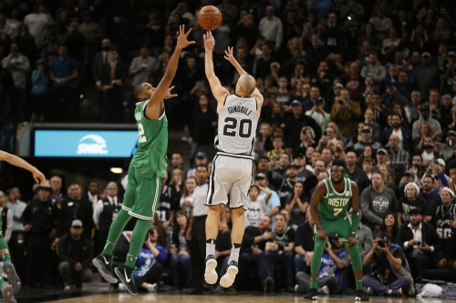 Open Thread: 10 Reasons why Spurs fans should root for the Celtics