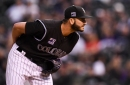 The Morning After: Rockies' Chad Bettis picked a bad night for an off night