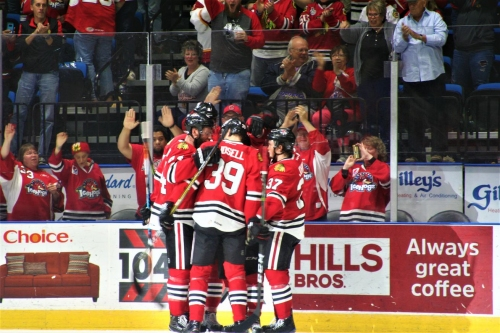 MBS: IceHogs advance to Western Conference Final