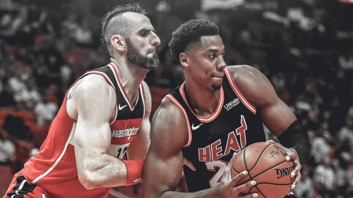 Should the Wizards try to trade for Hassan Whiteside?