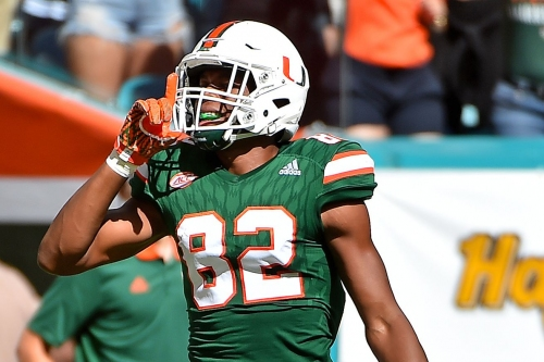 Who Will Be Miami's Number Two Receiver?