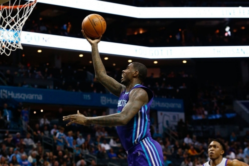 2017-18 Hornets Season Review: Marvin Williams