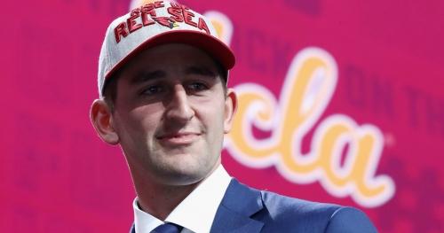 Cardinals QB Josh Rosen overcomes shaky start in first practice