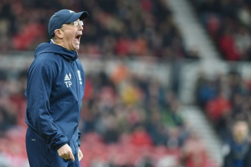 Middlesbrough vs Aston Villa team news: This is the Boro team Tony Pulis has selected