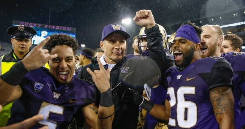Washington ranked No. 4 in post-spring Sports Illustrated ranking