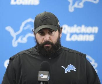 Lions missed Matt Patricia's arrest and indictment … here's why