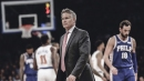 Sixers have Brett Brown in contract extension talks
