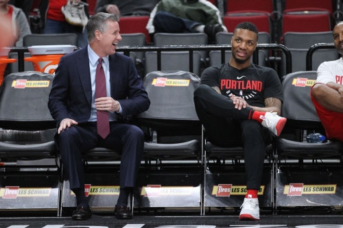 Gut Reaction: Are the Blazers in a Rebuild?