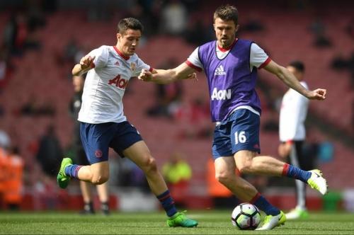 Manchester United plan grand Michael Carrick send off