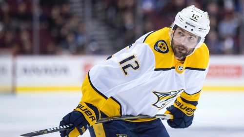 Mike Fisher retires from NHL after Predators' season concludes