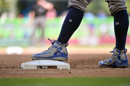 Ben Zobrist isn't a fan of the new MLB cleat crackdown