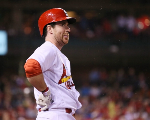 Cardinals stick with Gyorko at third as he shines in San Diego