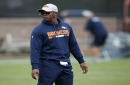 """Broncos coach Vance Joseph says quarterback pecking order has """"been a weight off all of our backs"""""""