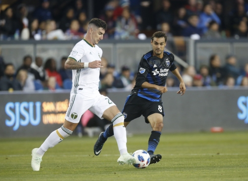 How the Earthquakes finally ended a long winless streak
