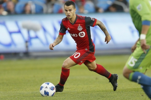 Predicting Toronto FC's lineup against the New England Revolution