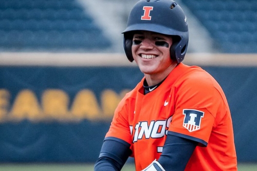 Illinois dominating Michigan in weekend road series