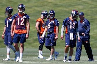 Former Rebel Chad Kelly has chance to win Broncos' backup QB job