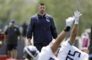 Titans' top draft pick gets personal time with coach Vrabel